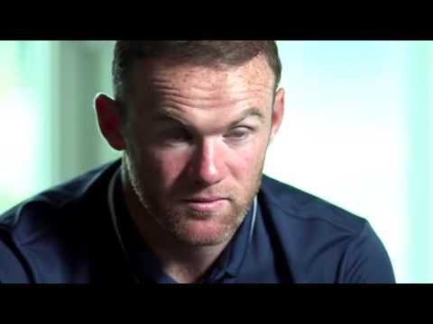 Wayne Rooney Exclusive Interview