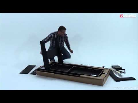 Viavito PT100X Pool Table - Assembly Video