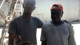 preview picture of video 'Usine Daabon Leogane'