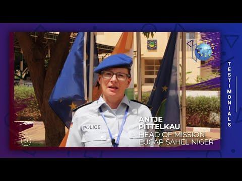 EEAS10 Testimonial - Antje Pittelkau - EUCAP SAHEL Niger