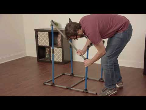 4-in-1 Sport Center Assembly Video
