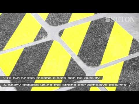 Anti-slip Hazard Tapes and Markers | Seton UK