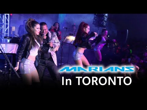 Dance With #MARIANS In #TORONTO