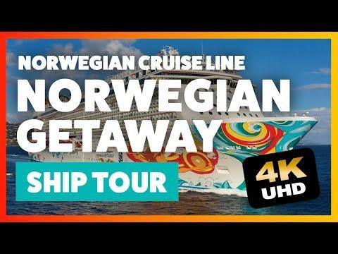 Norwegian Getaway | FULL TOUR & REVIEW | in 4K