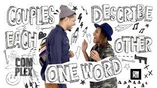 Couples Games: Describing Your Partner