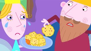 Ben and Holly Full Episodes | The Queen Bakes Cakes