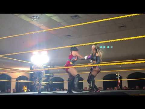 Xia Li vs. Taynara vs. Deonna Purrazzo - NXT Citrus Springs 11/15/2019
