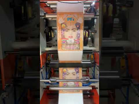 Flexographic Solvent Poly Inks