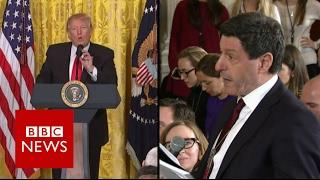 Trump to BBC News: Here