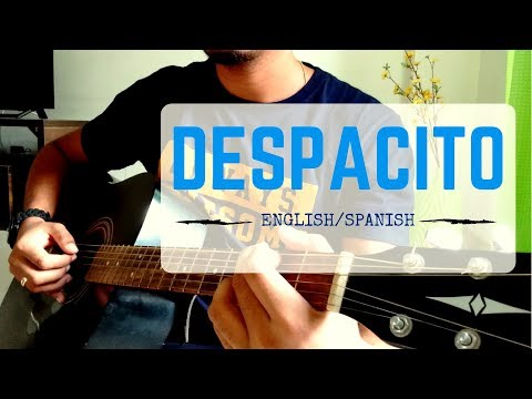Despacito (Guitar Cover | Chords) | Luis Fonsi ft. Daddy Yankee | Justin Bieber