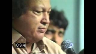 Ho Karam Ki Nazar - Ustad Nusrat Fateh Ali Khan   - YouTube