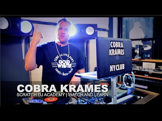 Cobra Krames | Serato Flip | Watch and Learn