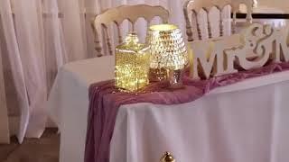 Jordan & Taylor's Wedding Video at The Brick Ballroom, Northwest Arkansas Wedding Venue
