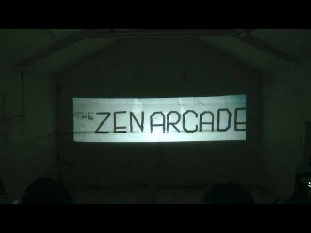 Don't Say A Word  - The Zen Arcade