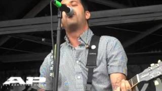 AP@Warped09: Bayside - Tortures Of The Damned (live in Dallas)