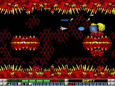 Nemesis 3 - The Eve of Destruction (1988, MSX, MSX2, Konami)