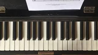 Mozart Sonate 1 Satz