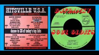 10) INSTRUMENTAL SOUL - ( Jimmy Dell - Skippin )