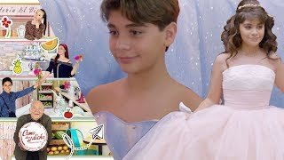 Gabriel anhela su fiesta de XV años   A quien no ama...   Como dice el dicho
