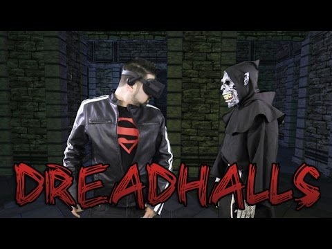 Dreadhalls Angry Review [VR] - YouTube video thumbnail