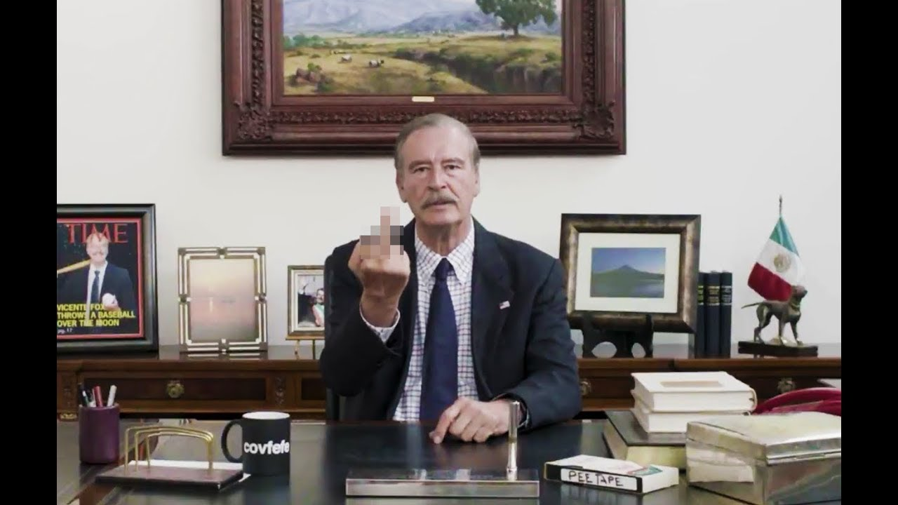 Mexican President Has A Message For Trump (VIDEO) thumbnail