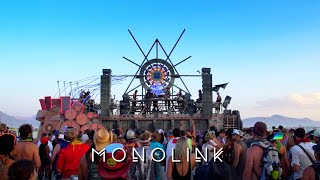 Monolink (live)   Mayan Warrior   Burning Man 2018