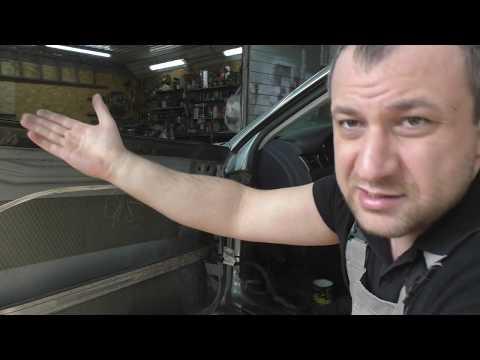 AUDI A6 c5 легенда! Как снять обшивку двери и т.д.