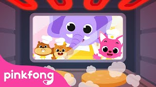 Elephant Bakery 🎂🥖  Job Songs for Kids   Occupations   Pinkfong Songs for Children
