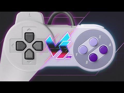 PlayStation Classic Vs. SNES Classic   Versus