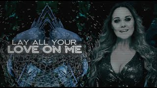 AMBERIAN DAWN - Lay all your love on me
