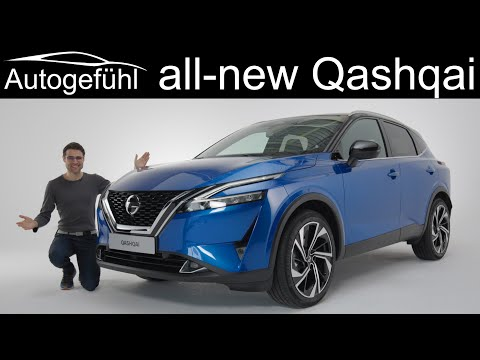 all-new Nissan Qashqai REVIEW 2021 Rogue Sport Exterior Interior Premiere