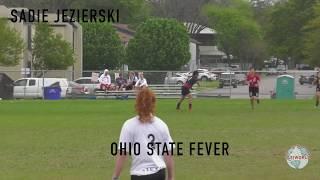 Player Profile: Sadie Jezierski