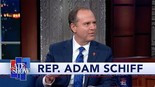 Rep. Adam Schiff: Evidence Of The President's Wrongdoing Is Overwhelming