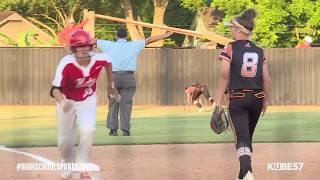 Katy vs Alvin Softball 5-18-19