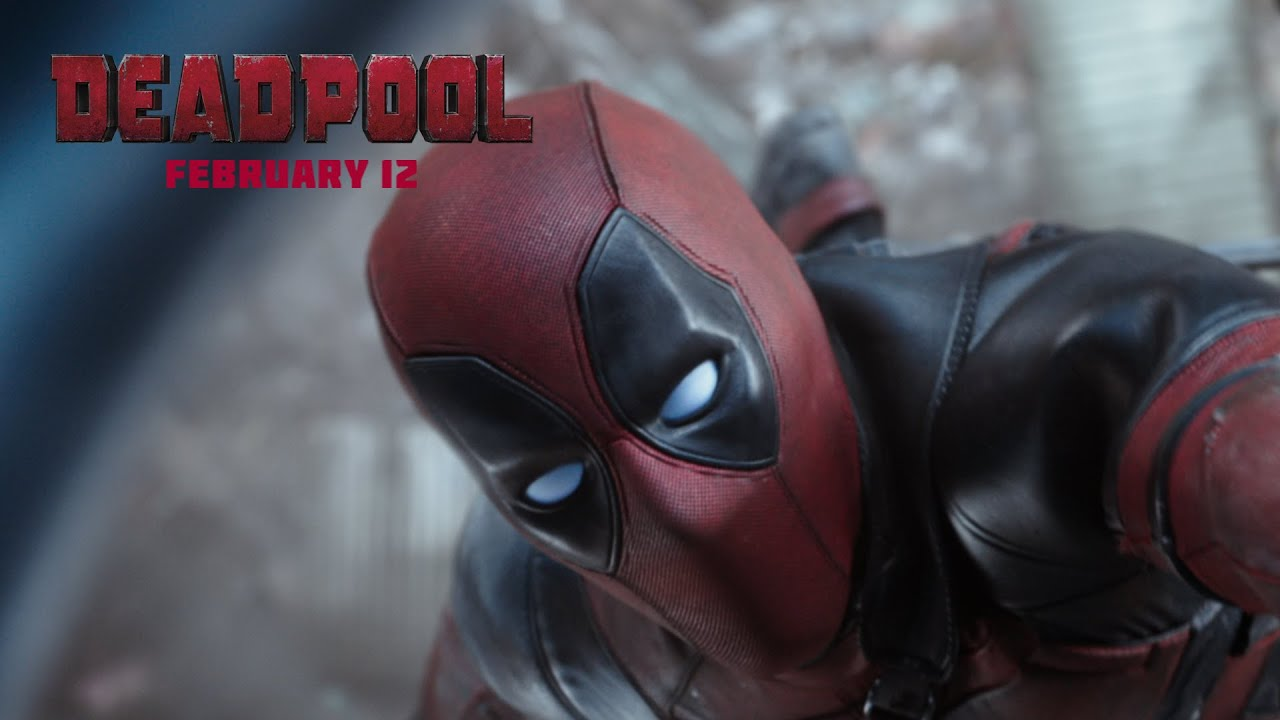 Deadpool - With 5% New Footage