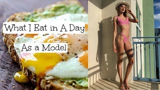What I Eat In A Day As A Model Pt 2 | Health, Wellness, & FOOD | Sanne Vloet