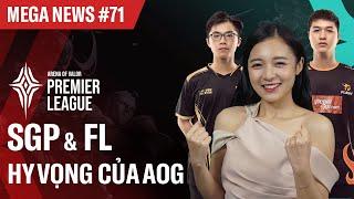 MEGA News #71 | Team Flash và Saigon Phantom đại diện khu vực Việt Nam tranh tài tại Tứ kết APL 2020