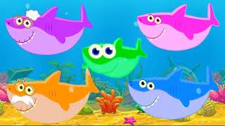 Акуленок песенки для детей   про животных ¦Развивающие и обучающие мультики