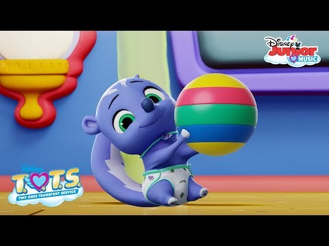 A Buddy Like You Music Video | T.O.T.S. | Disney Junior
