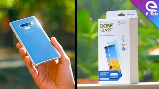 The Best Tempered Glass For Galaxy Note 9 - Whitestone Dome
