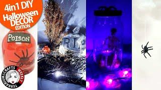 DIY Halloween Decorations   Halloween Ideas, DIY Halloween Crafts, Scary Halloween Props & Ornaments