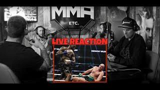 Fans React: Tyson Fury Knocked Down   Wilder vs. Fury 1