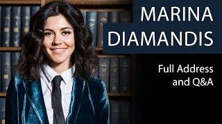 <b>Marina Diamandis</b>  Full Address And Q&A  Oxford Union