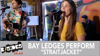 "B Sides On Air: Bay Ledges Perform ""Straitjacket"""
