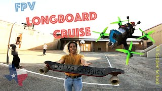 Longboard Cruise | FPV DRONE | FR Scobee