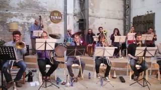 """""""L'EMIGRANT"""" Albert Sanz & Sedajazz bigband Live"""