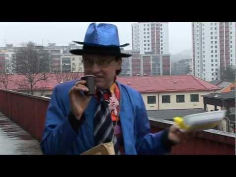 Čína v Ostravě videoperformance Ostrava