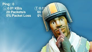 How To Get 0 PING In Fortnite.