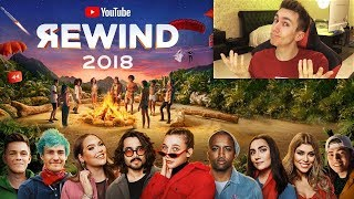 MINIMINTER REACTS TO YOUTUBE REWIND 2018!