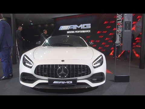 Mercedes-AMG GT S (2020) Exterior and Interior